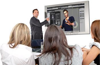 3D动画教学方式