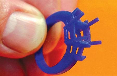 3D打印材料|VisiJet Procast深蓝色铸造级塑料