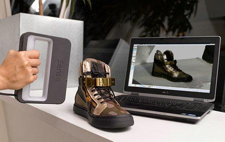3D Systems Sense 3D扫描器