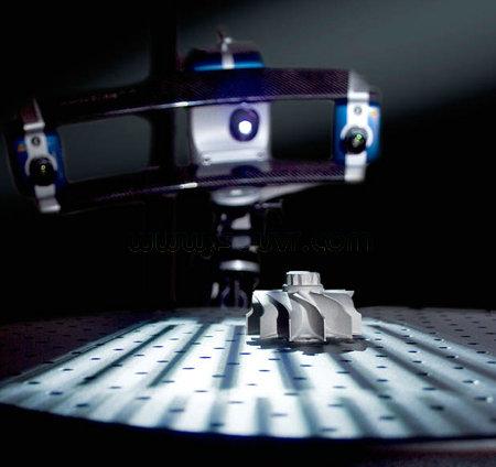 Aicon Breuckmann stereoSCAN 3D扫描器